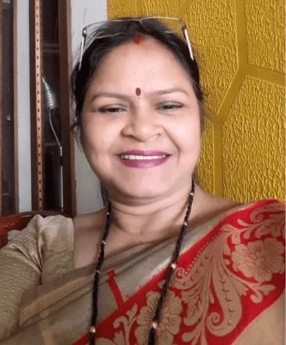 Dr. Mitali Mohanty