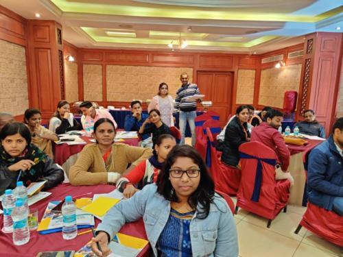 Workshop on child marriage Child Marriage