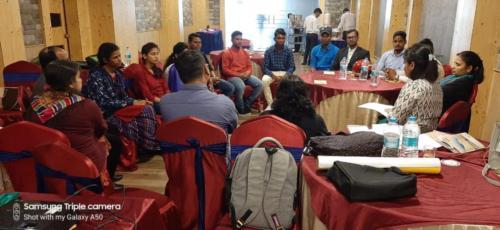 Quarterly Meet Of Odisha Care Leavers Association