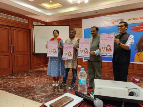 Unveiling Child Marriage Poster